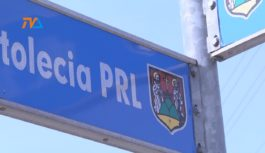 Pierwsza zmiana nazwy ulicy