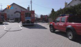 Pracowity rok strażaków