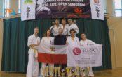 Mistrzostwa Europy- Suwalska kadra karateków