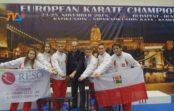 Karatecy z medalami