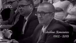 Zdzisław Koncewicz nie żyje