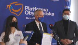 Politycy zgodni w sprawie ekspresówki do Białegostoku.